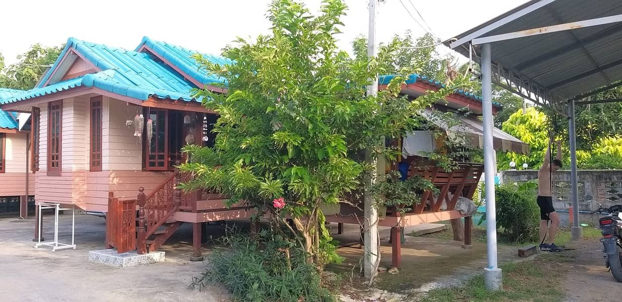House and resort for rent.