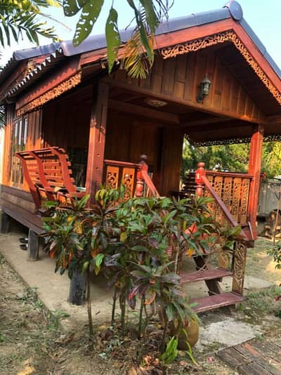 Commercial Building for Rent in Mueang Chiang Mai, Chiangmai - House for sale near Mae Rim near Macco Mae Rim.