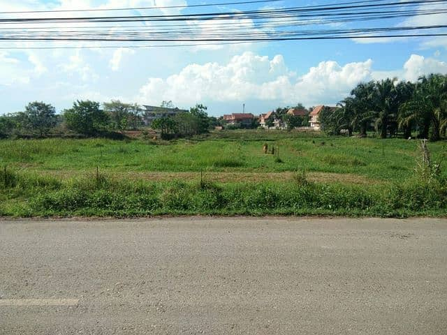 Land for sale over 7 rai of land