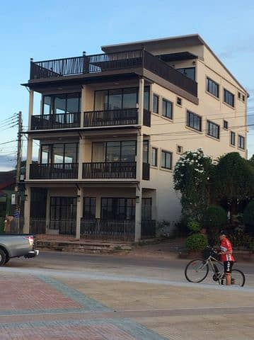 15 Bedroom Apartment for Sale in Mueang Nong Khai, Nongkhai - Sale of buildings and land.