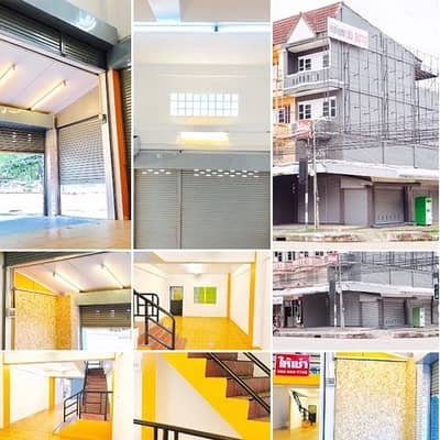 3 Bedroom Condo for Rent in Mueang Nong Khai, Nongkhai - For rent advertising billboards 100 sq m. In the center of Nakhon Phanom. Gold location opposite the provincial court, popular with people walking