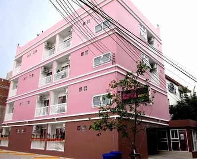 """1 Bedroom Apartment for Rent in Bang Khae, Bangkok - THE BEST (The Best) for rent daily / monthly, Soi Petchkasem 66, next to Lotus Bang Khae Opposite Bang Khae Market In front of the alley is the MRT Blue Line """"Bang Khae Station"""" near Seacon Bang Khae. The Mall Bang Khae Nati, Siam University"""