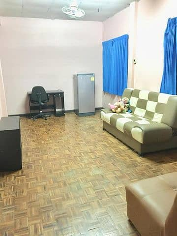 House for rent Ton Chok, villa, fully furnished, there is a car park behind Thai Watsadu, Super Road.
