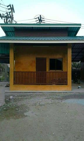 Hang Dong detached house for rent more comfortable than dormitory rooms for rent.