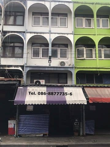 Rent a commercial building (glass room) for opening a shop.
