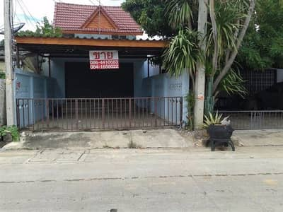 2 Bedroom Townhouse for Sale in Bo Phloi, Kanchanaburi - Commercial building for sale (the owner can negotiate)