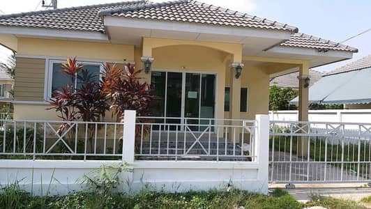 3 Bedroom Home for Sale in Pluak Daeng, Rayong - Single storey house Ranarom Village, Pluak Daeng District, Rayong Province