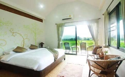 Resort for sale in Pai.