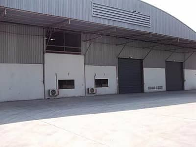 Factory for Rent in Bang Na, Bangkok - Factory warehouse for rent, size 3000- 6000 sqm on Bangna-Trad Road On the departure side of Bangkok, km 36