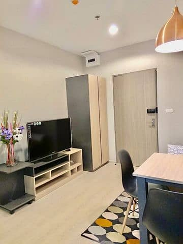 1 Bedroom Condo for Rent in Phra Pradaeng, Samutprakan - New room for rent, Ideo Sukhumvit 115 Condo, fully furnished, ready to move in