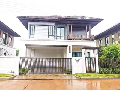 3 Bedroom Home for Rent in San Sai, Chiangmai - House for rent Beautiful house for in Setthasiri Sansai fully furnished.