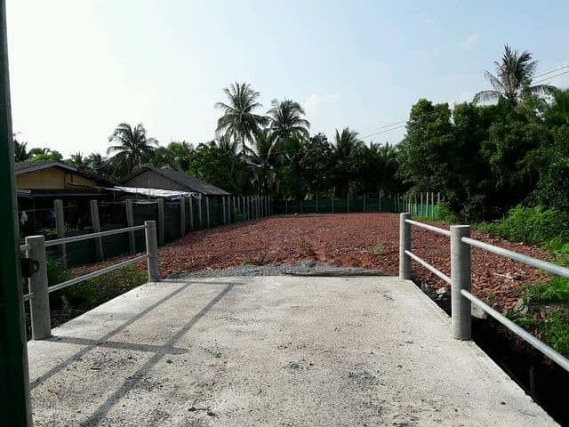 Land for sale at Ban Phaeo 200 square meters.