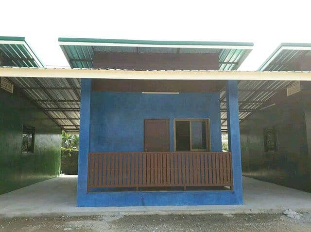 House for rent, more comfortable than the apartment, dormitory, Hang Dong, Chiang Mai city.
