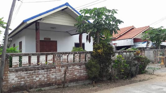 1 Bedroom Home for Sale in Thoen, Lampang - Single-storey house, Lom Rad Subdistrict, Thoen District, Lampang Province