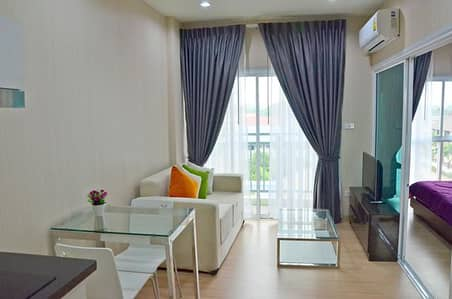 1 Bedroom Condo for Rent in Mueang Chiang Rai, Chiangrai - Available for Rent Like Condo Room 412
