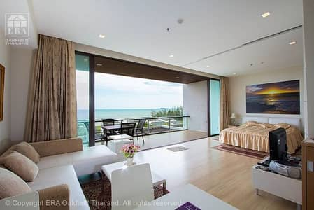 1 Bedroom Condo for Sale in Klaeng, Rayong - Luxury condo in the beach project Views of the Gulf of Thailand 93227