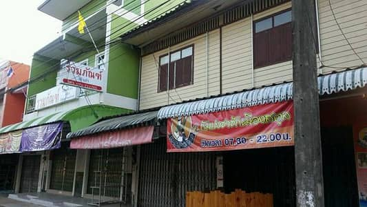 Commercial Building for Sale in Mueang Satun, Satun - Old shophouse in the center of town
