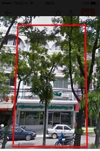 For rent 2 commercial buildings (Porntawiwat) Petchkasem 73-1 next to the main road opposite Big C, Xtra and Homepro Nong Khaem branch
