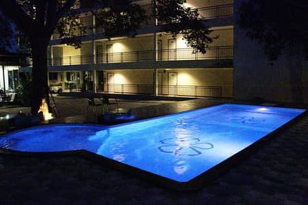 1 Bedroom Apartment for Rent in Si Racha, Chonburi - AP Apartment Sriracha (with salt water swimming pool) Monthly, Daily