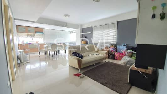 2 Bedroom Condo for Sale in Khan Na Yao, Bangkok - Kirasup Mansion Ville, combo room, 2 bedrooms, 1 bathroom, good condition, high floor, unblocked view / second-hand condo for sale out of mortgage