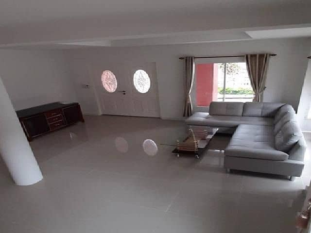 For Rent 2-storey house for rent, The Grand Rama 2 Village, Rama 2 Road, Park Ville Zone, land area 72 square meters, whole new house renovated.