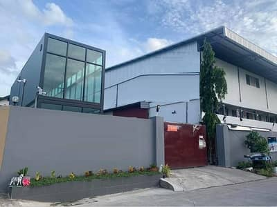 Factory for Rent in Sai Noi, Nonthaburi - Warehouse for rent, area 5,200 sq. m. , Sai Ma area, Nonthaburi with office and house. suitable as a warehouse with lift Near Nong Phao Yai Subdistrict Administrative Organization, near Bang Yai, Central West Gate