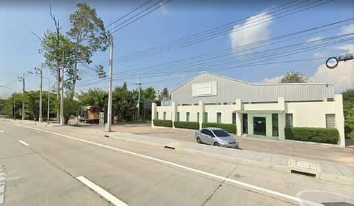 Factory for Sale in Si Racha, Chonburi - Warehouse with office for sale, 4 rai, Sriracha area, Bowin, Chonburi, on the main road, near Laem Chabang Port, Pinthong Industrial Estate, usable area of about 2,000 sq. m. , area in the EEC area