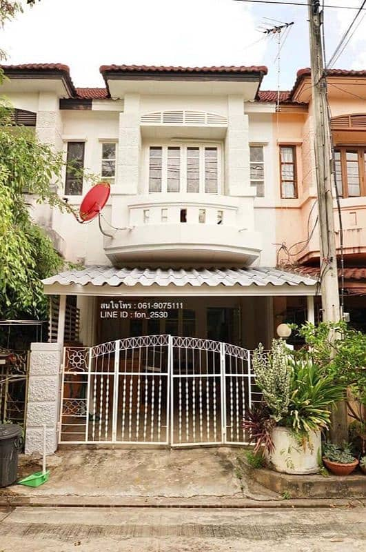 Urgent‼ ️ House for rent, Busarin Land and House, Mae Jo Near Ruamchok Intersection Can raise animals, only have fur per month 5,500