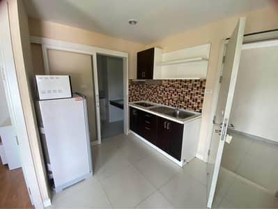 1 Bedroom Condo for Sale in Mueang Chiang Mai, Chiangmai - 41-RI Quick sale, The next 2 condo, corner room, Nong Prateep intersection. separate room