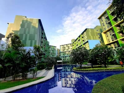 1 Bedroom Condo for Sale in Khan Na Yao, Bangkok - Condo PARCEXO for sale below project price, beautiful, new, livable