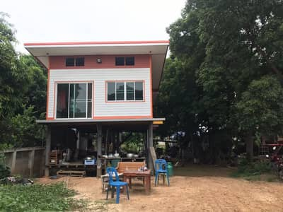 2 Bedroom Home for Sale in Sena, Ayutthaya - House with land next to the river