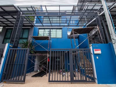 6 Bedroom Townhouse for Rent in Chatuchak, Bangkok - For rent, Home Office Ladprao 41, very large, beautifully decorated, ready to move in immediately.