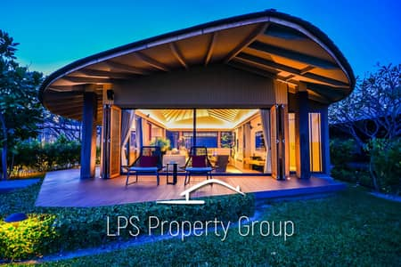 3 Bedroom Home for Sale in Cha-Am, Phetchaburi - Absolute Beachfront – Designer Villa with Private Pool