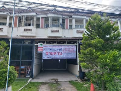 Commercial Building for Sale in Sao Hai, Saraburi - Commercial building for sale, 2 storey Building , 23.1 sq wah,
