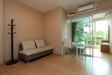 1 Bedroom Condo for Rent in Mueang Chiang Mai, Chiangmai - Rent Condo One Plus 19 with furniture 7,000 per month , contact 1 year