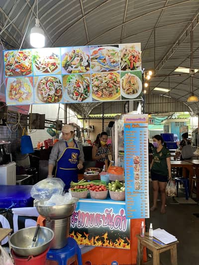 Commercial Space for Rent in Min Buri, Bangkok - F&M  FOOD COURT MINBURI