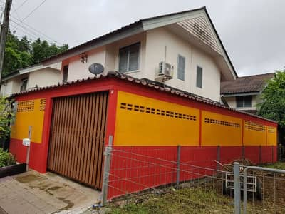 2 Bedroom Home for Sale in Klaeng, Rayong - House for sale with housing. Baan Eua Arthorn Prasae 1 Project