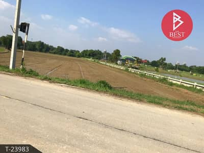 Land for Sale in Tha Ruea, Ayutthaya - Land for sale in the area of 9 rai 32.0 square wa, Phra Nakhon Si Ayutthaya pier.