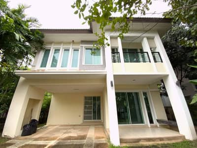3 Bedroom Home for Rent in Bang Kruai, Nonthaburi - Spacious 3-BR House