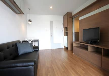 1 Bedroom Apartment for Rent in Taling Chan, Bangkok - Wonderful High Rise 1-BR Apt.