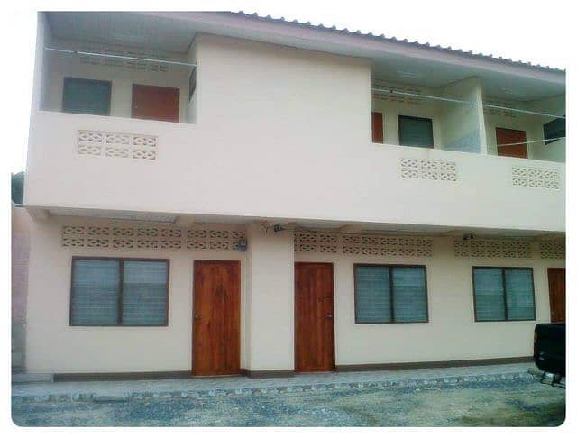 Opened a new house for rent in Thung Song market.