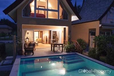 4 Bedroom Home for Sale in Ko Chang, Trat - Beachfront Project Villa Siam Royal View Koh Chang