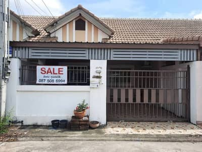 2 Bedroom Townhouse for Sale in Sattahip, Chonburi - sell